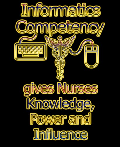 Nursing Informatics Power | by kaminski.june