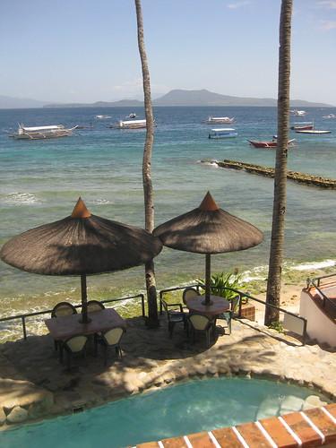 beach hotel philippines portofino puertogalera mindoro sabang