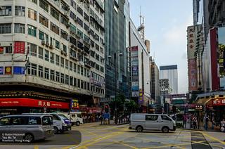 Hong Kong   by Robin Hickmott