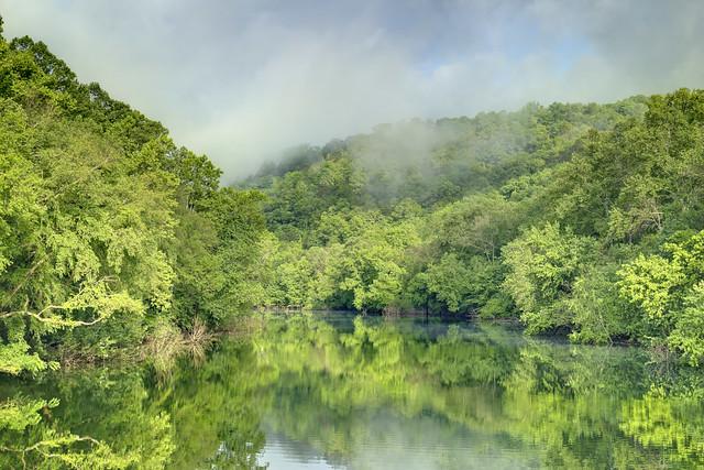 Rockcastle River, Daniel Boone National Forest, Pulaski County, Laurel County, Kentucky 2