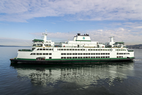 Vigor Sea Trials M/V Samish