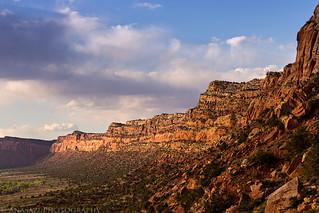 Comb Ridge   by IntrepidXJ