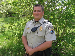 Federal Wildlife Officer Ryan Pauly | by U.S. Fish and Wildlife Service - Midwest Region