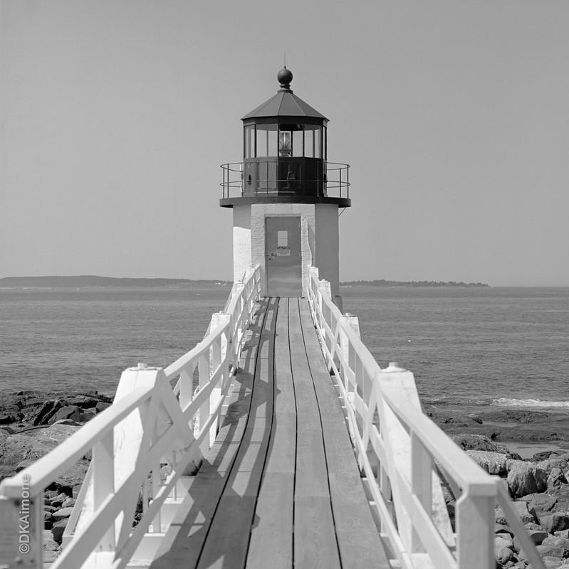 Light House, Port Clyde, Maine