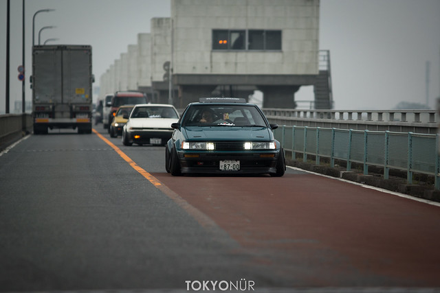 [Featured 4AG Club] Prodigies Of Eight Six [Toyota Hachi Roku Meet 2016 at Ora Tower]