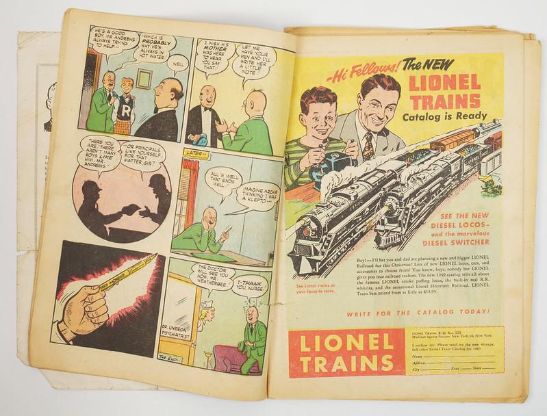 HD0326 Pep Comics 1940 #67 Archie DSC04530