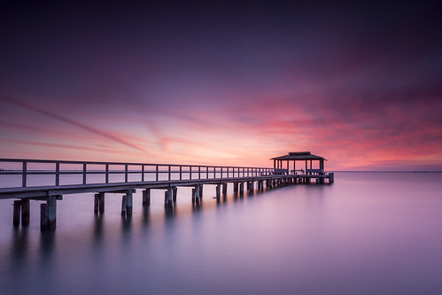 longexposure sunrise landscape dawn pier spring shadyside sunday maryland pastels stacked chesapeakebay gnd leefilters singhrayfilters rgnd littlestopper