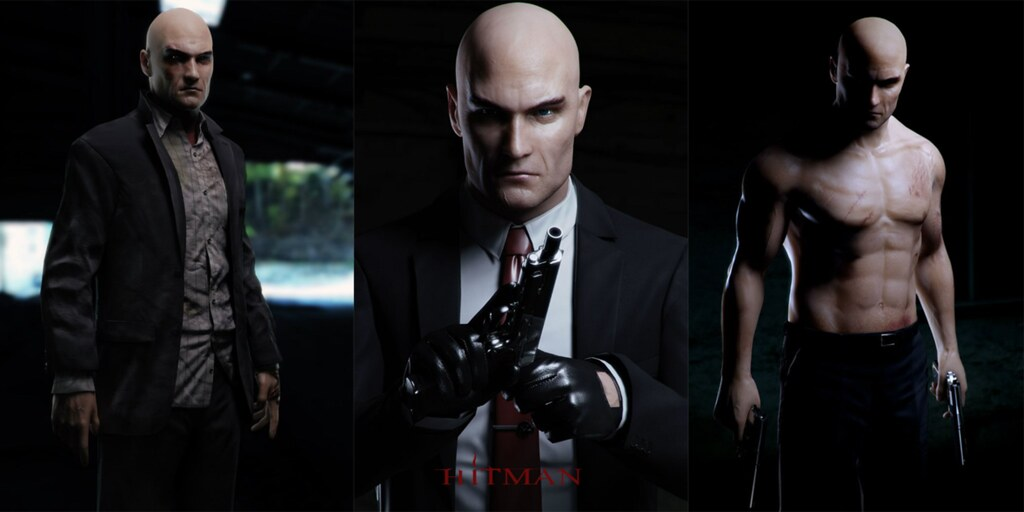 Hitman Agent 47 Absolution Poster Hd Wallpaper Stylish H Flickr