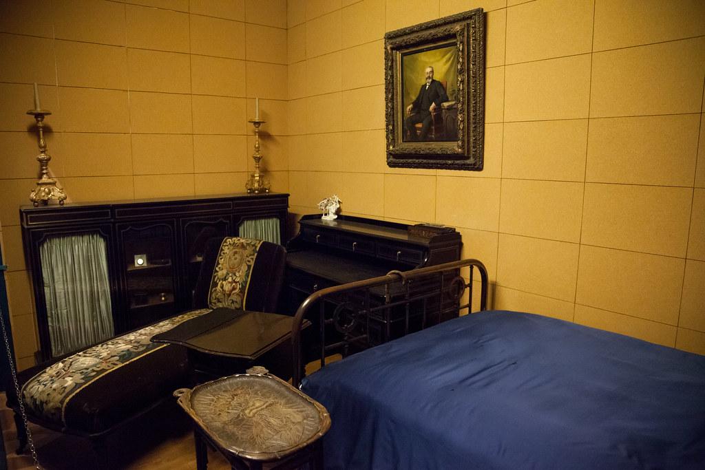 Replica Of Marcel Proust S Bedroom Paris March 2015 5 Flickr
