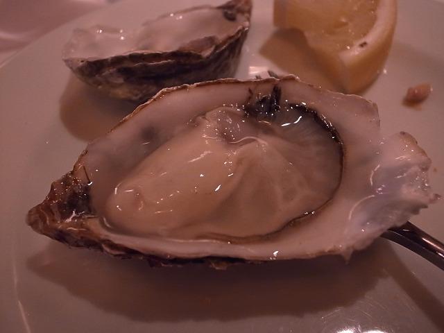 <p>プリップリの牡蠣</p>