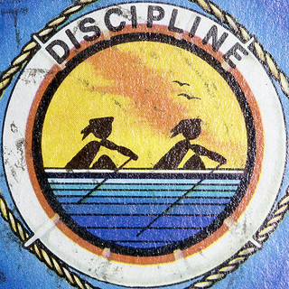 Discipline | by Mark Morgan Trinidad B