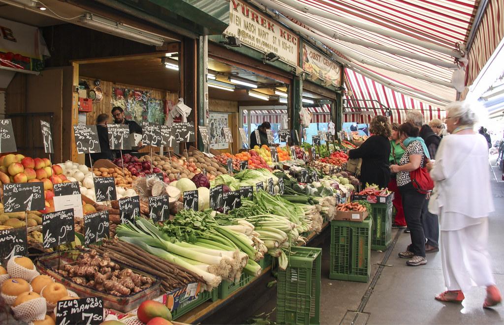 Naschmarkt, Vienna   Kotomi_   Flickr