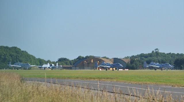 A10 (1) @ RAF Leeming 19-07-16