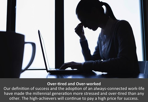 Over-tired and Over-worked