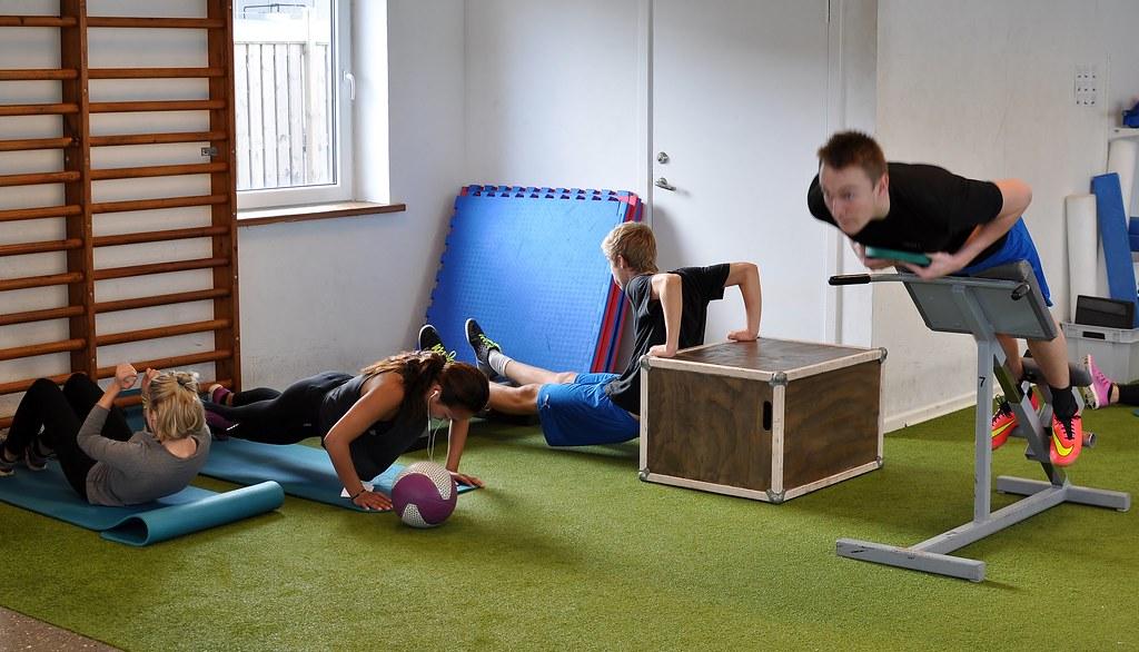 Dating en Pilates instruktör