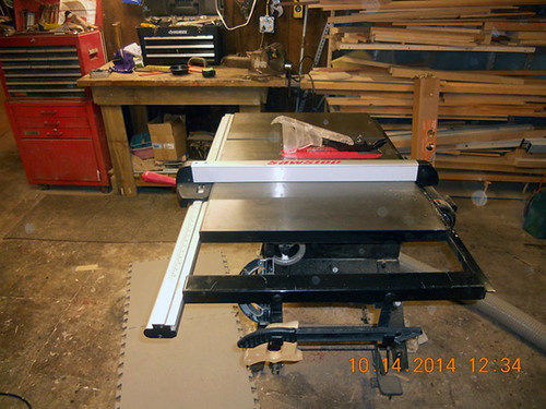 Hank Kennedy table saw project - diy guide rails 15 | by VerySuperCool TOOLS