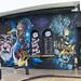 Mural for Sir Terry Pratchett