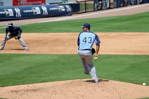Rays vs. Yankees: 3/9/2015 | by apardavila