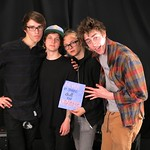 Thu, 16/04/2015 - 10:48am - Hippo Campus Live in Studio A, 4.16.2015 Photo by: Michael Shemenski