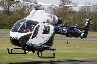 MD902 Explorer G-KSSH - Sussex & Surrey Air Ambulance - North Weald, April 2015 | by StrikeEagle492