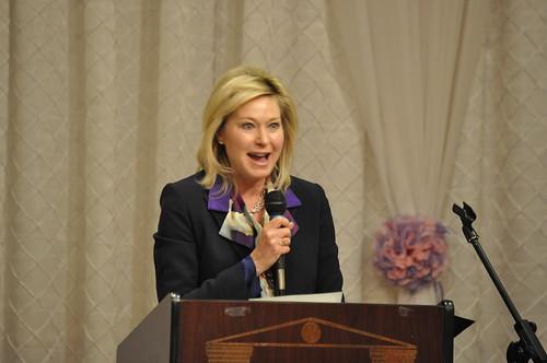 2015 IWD - Mayor of Mississauga - Hon. Bonnie Crombie