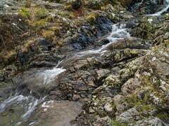 Waterfall, Ashness Bridge