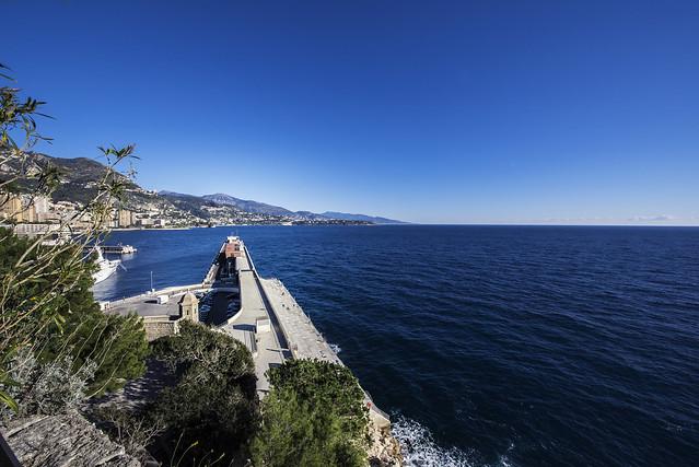 Quai Rainier III - Monaco