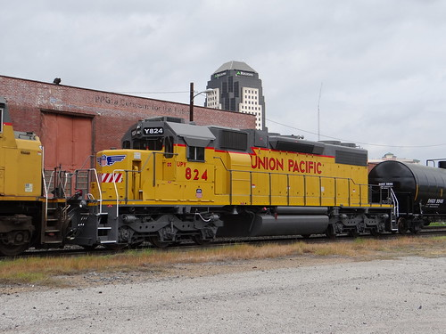 Union Pacific Y824 | by moodykb