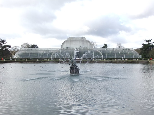 Historic Palm House, Royal Botanic Gardens, Kew @ 21 February 2015 (1/3)