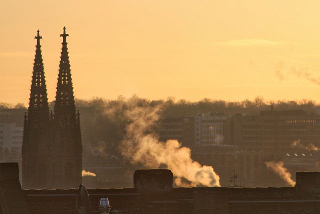 Silence (cc)  #Wiesbaden  Creative Commons by #marfis75