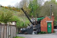 coal yard, Greenhead