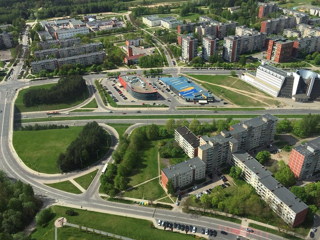 Vilnius From Up High...