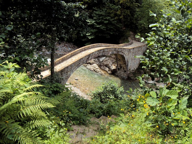 Kantarlı Köprüsü by bryandkeith on flickr