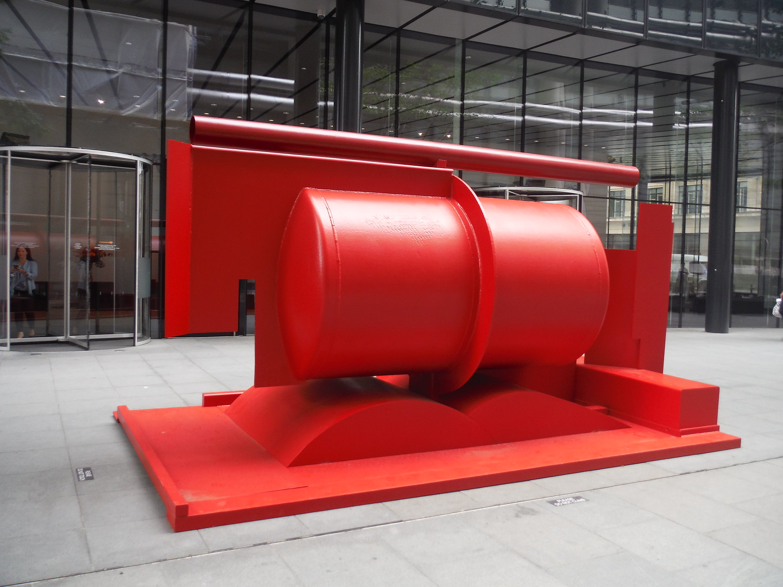 Anthony Caro - Aurora SWC Walk Short 24 - Sculpture in the City