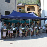 Ristorante Centrale am 29. August 2015 in Brione s