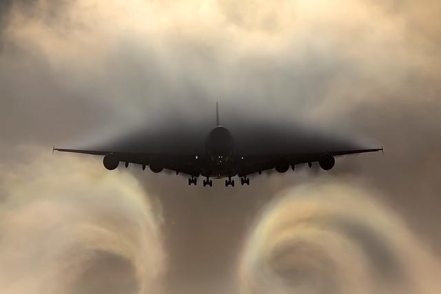Qantas Airbus A380-842 VH-OQA