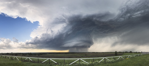 Hico Panoramic Supercell (Explored) | by Kelly DeLay