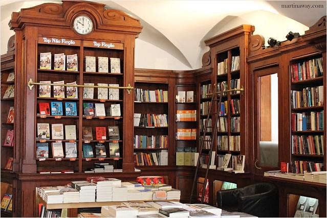 Curiosità su Lisbona: Livraria Bertrand