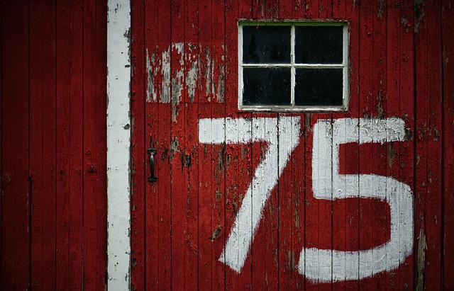 red barn no. 75