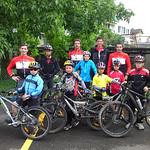 Jugendsport Bike Tag Brunnen 2009