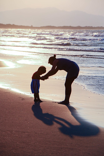 family beach pangasinan lingayen