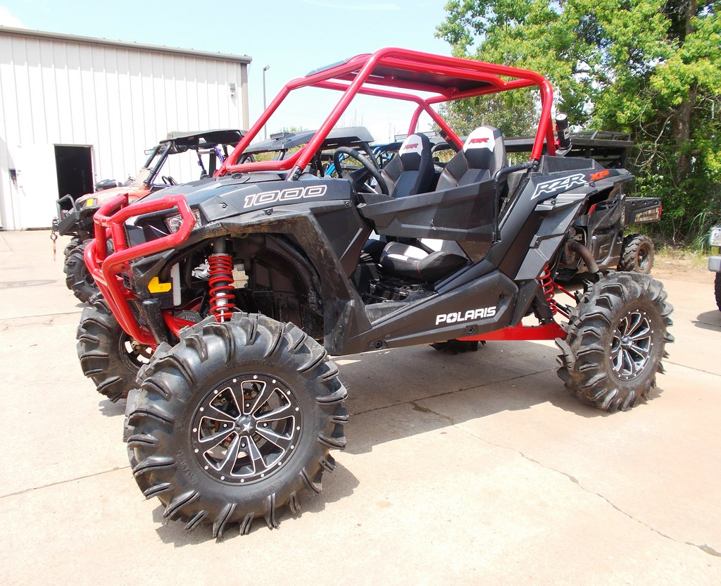 RZR 1000 custom cage cage   Check out www CATVOS net for o