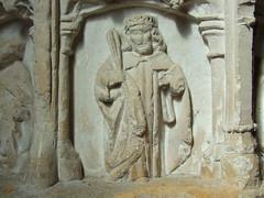 seven sacrament font: St Edmund