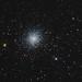 The Great Globular Cluster in Hercules by Antoine Grelin