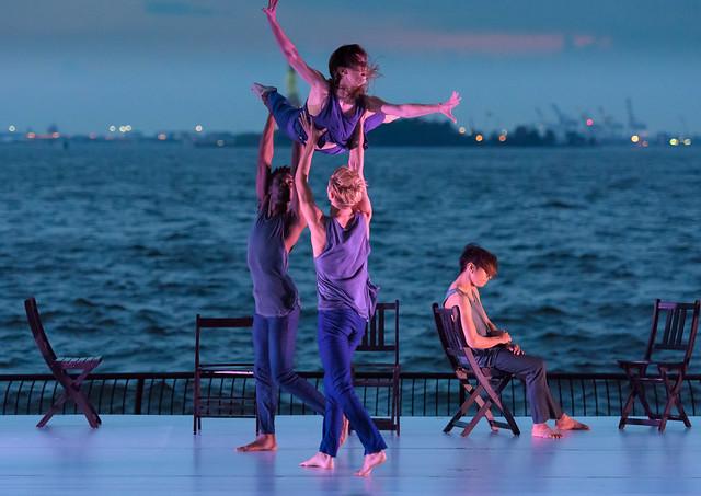 Battery Dance Festival - Jennifer Muller/The Works