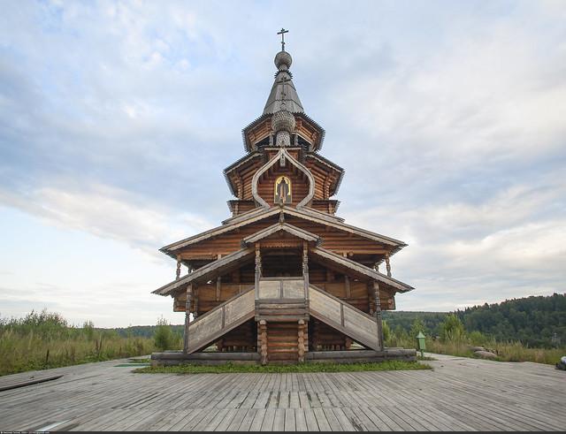 Церковь Сергия Радонежского (Church of Sergius of Radonezh)