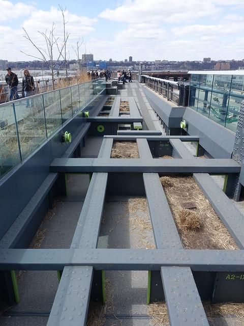 201804060 New York City Chelsea High Line Park 3rd phase