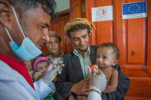 Yemen: the world's largest humanitarian crisis | by EU Civil Protection and Humanitarian Aid Operation
