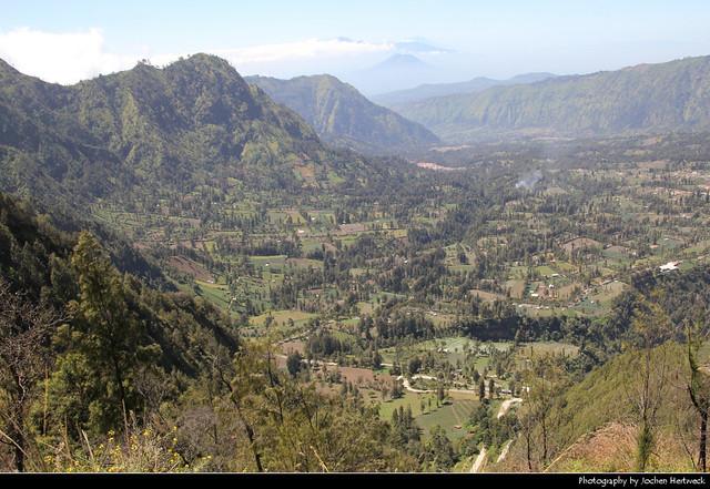 View from Mount Penanjakan, Bromo-Tengger-Semeru NP, Java, Indonesia
