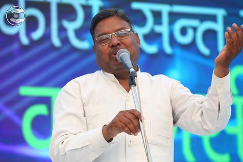 Devotional song by Ajay Allahabadi